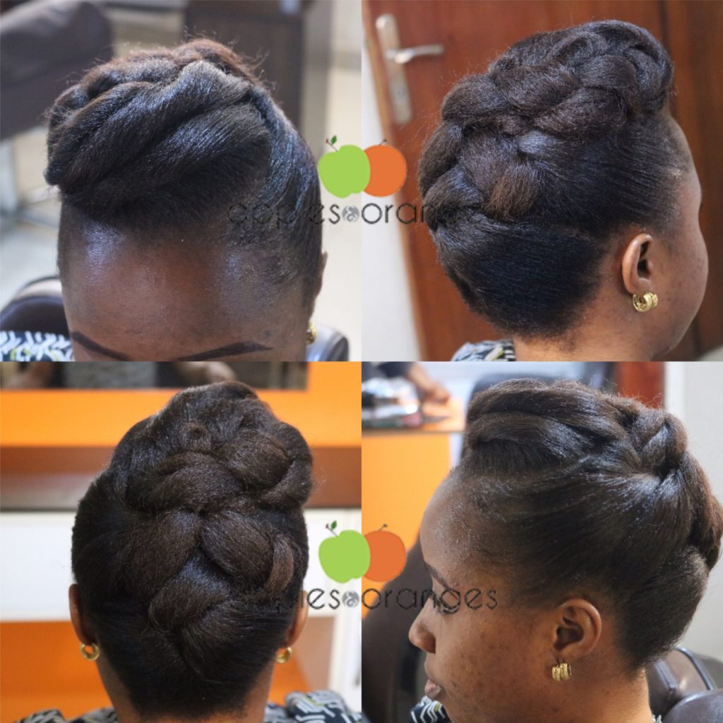 Natural Hair Salon Apples Amp Oranges