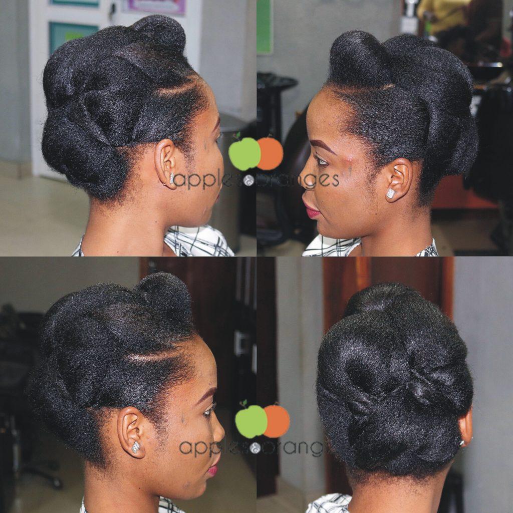 Natural Hair Salon | Apples & Oranges